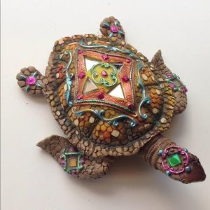 Hand crafted beautiful turtle 🐢 🌵😍💕❤️